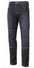 Heren Spijkerbroek, Brams Paris, Model MARK-A82, Donkerblauw